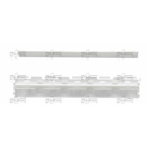 Art.417 plastové vodiace lišty ,horná, dolná