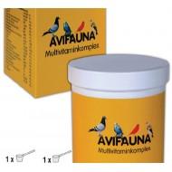 AVIFAUNA Multivitamínový komplex v prášku, pre všetky okrasné vtáky