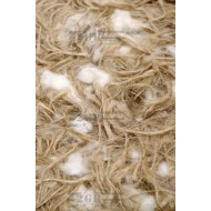 SISAL FIBRE Hniezdny mat. juta, bavlna 1 kg Sisal fibre