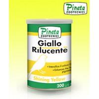 Giallo rilucente-žiarivá žltá - farbivo  pre vtáky so žltým faktorom. Pineta-200 gr. rastlinný pôvod