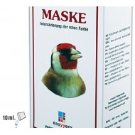 MASKE  intezifikátor červenej farby pre stehlíky.