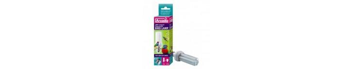 Lampy a žiarivky  ARCADIA pre vtáky