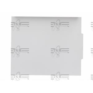 Art.411 predelovacia stena plastová pre klietky art.400/402/421/420