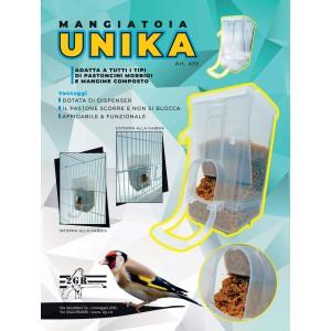 Art.433 Zásobník na mäkké krmivo a vaječnú zmes-Novinka ! ušetrí čas.