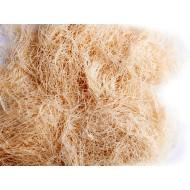 SISAL FIBRE Hniezdny mat. bavl. priadza 1 kg Sisal fibre