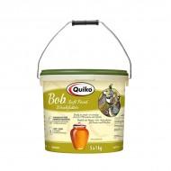Quiko Bob 5kg-kompletne krmivo pre bažanty a prepelice