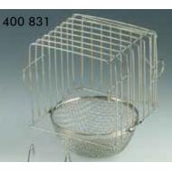 Vonkajšie veľké drôtené cisárske hniezdo 10,5cm