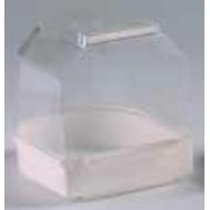 Kúpeľnička špeciálna do frontov - zasuvne dvere