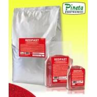 Red past- vaječná vlhká zmes pre všetky vtáky s červeným farbivom 5kg