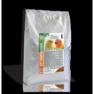 Tutti-Frutti- doplnkové krmivo,polovlhká zmes  mix ovocia pre vtáky 5 kg